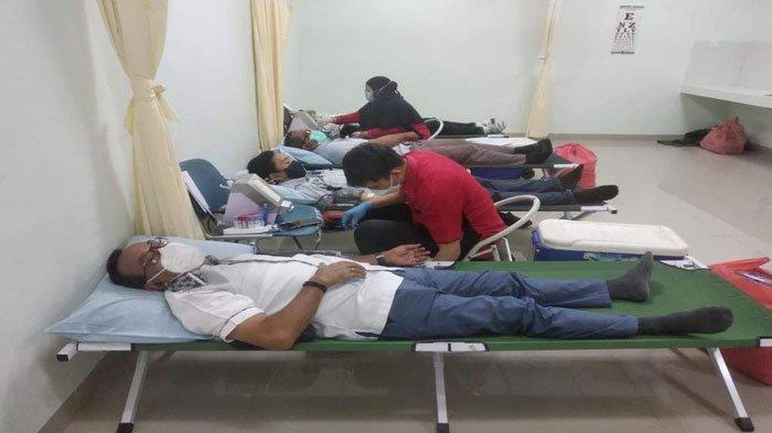 Stok Menipis, RS Soedarsono Batam dan PMI Dorong Warga Donor Darah Bantu Sesama
