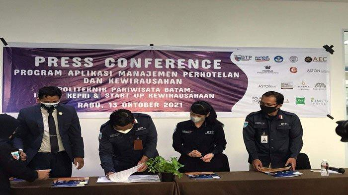 Gandeng 12 Hotel di Batam, BTP Luncurkan Aplikasi Manajemen Perhotelan