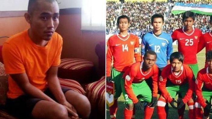 Kisah Pilu Mantan Pemain Timnas Indonesia, Dari Kiper Andalan Berujung Jadi Begal