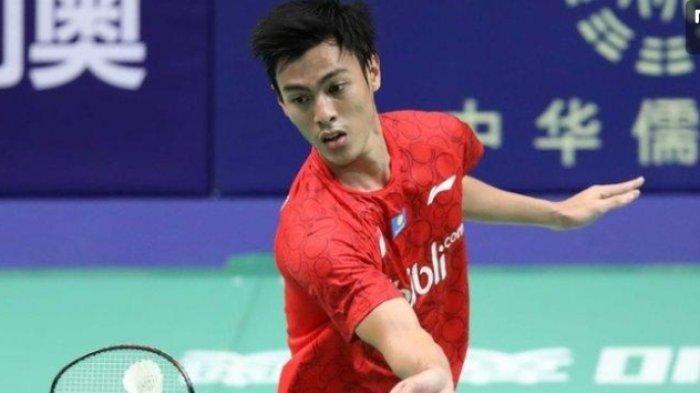 Sosok Shesar Hiren Rhustavito, Penentu Kemenangan Indonesia atas Taiwan di Thomas Cup
