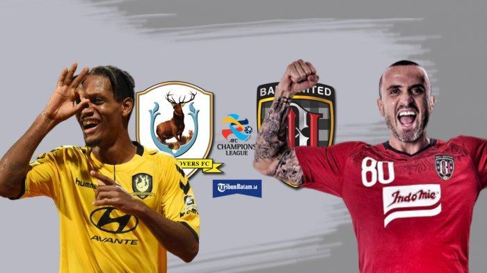 Tampines Rovers vs Bali United Kick Off Pukul 18.30 WIB, Bali United Andalkan Pemain Liga 1 2019?