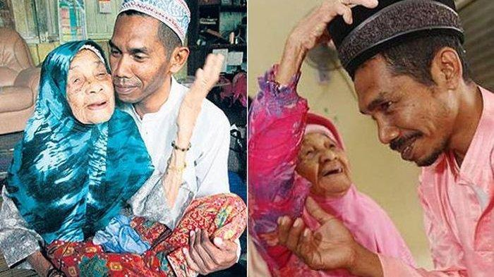 Usia Lebih dari 1 Abad, Nenek Ini Ketagihan Nikah 23 Kali, Suami Terakhir Selisih Umur 70 Tahun