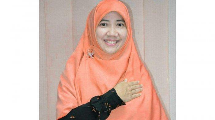 Kader Partai Keadilan Sejahtera (PKS) Suryani.