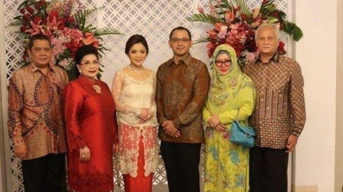 Pengajian Jelang Pernikahan Danny Bimo Cucu Soeharto, Mantan Suami Lulu Tobing Siap Nikahi Pramugari