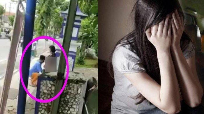 Viral Video Pria Telanjangi Wanita di Madura, Perekam Malah Tertawa, Polisi Turun Tangan