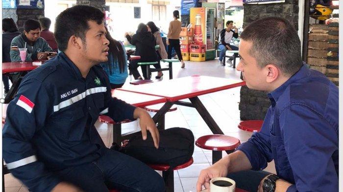 Info Loker Sulit di Akses, Ini Solusi Bakal Calon Wali Kota Batam Rian Ernest