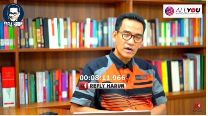 Jokowi vs SBY di Pilpres 2024? Begini Pandangan Refly Harun Soal Presiden 3 Periode