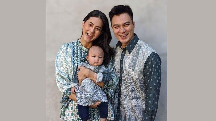Insiden Tak Terduga Baim Wong Ketika Salat Idul Fitri, Paula Verhoeven Panik Dibuat Kiano: Bingung