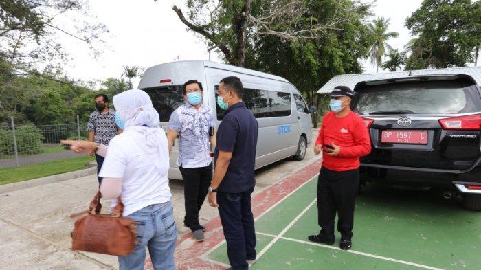 14 Pasien Covid-19 Sembuh, Dipulangkan dari RSKI Galang, Rayakan Lebaran di Rumah