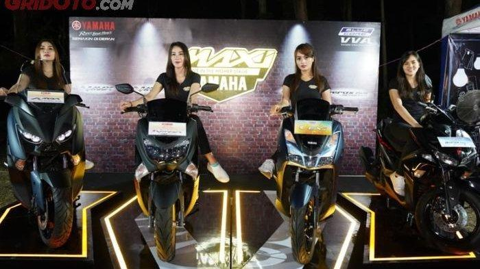 Big Skutik Jadi Andalan, Simak Harga Yamaha MAXI Series
