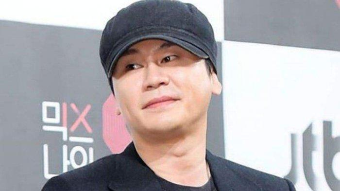 Breakingnews: Pendiri YG Entertainment, Yang Hyun Suk Mengundurkan diri Dari Jabatannya di Agensi