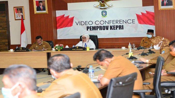 Wakil Gubernur Kepri Marlin Ingin Terobosan yang Meringankan Masyarakat saat Pandemi