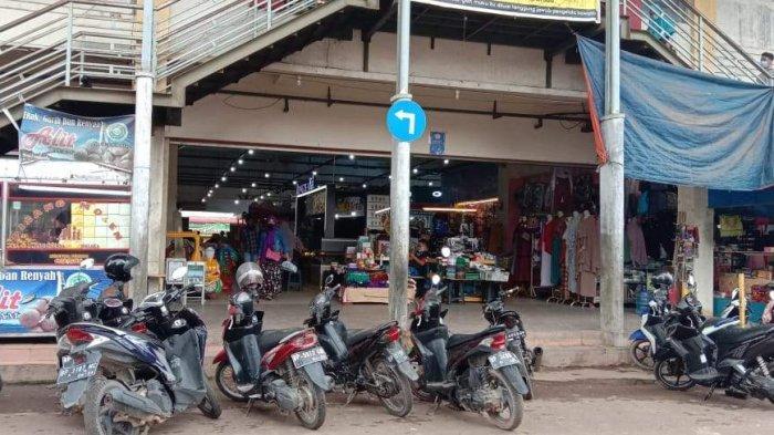 2 Pedagangnya Positif Corona, Pengawas Pasar Fanindo Batam Minta Warga Tak Khawatir Belanja