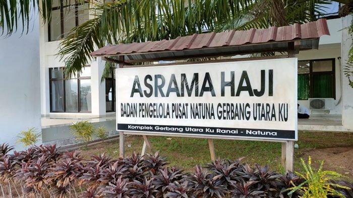 Pasien Covid-19 di Natuna Melejit, Isolasi Terpadu Asrama Haji Hampir Penuh
