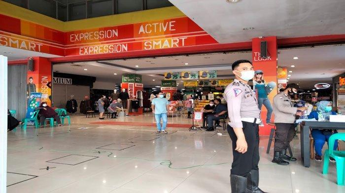 Hari Ketiga PPKM Darurat di Tanjungpinang, Omzet Mal Ramayana Turun Drastis