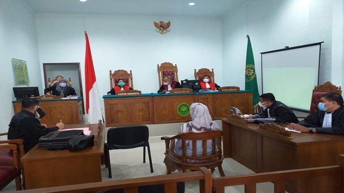 Anggota DPRD Tanjungpinang Rini Pratiwi Dituntut 1 Tahun Penjara Gegara Kasus Gelar Palsu