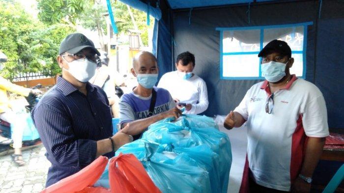 Dapur Umum Dinsos Tanjungpinang Siapkan 2.000 Nasi Bungkus Sehari