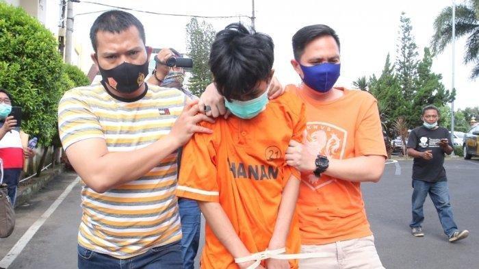 Densus 88 Geledah Rumah Alfin Andrian, Penusuk Syekh Ali Jaber