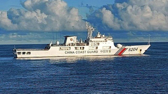 Alasan China Berulah di Natuna! 6 Kapal Perang Xi Jinping Bikin Takut Nelayan