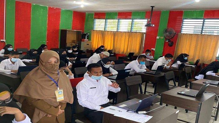 Tes PPPK Guru 2021: 471 Peserta Ikut Ujian Kompetensi di Anambas Selama 4 Hari