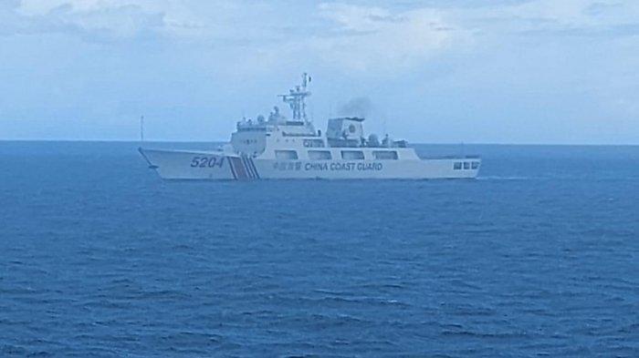 Kapal Coast Guard China Akhirnya Keluar ZEEI, Bakamla Intensif Pantau Keamanan Laut Natuna Utara