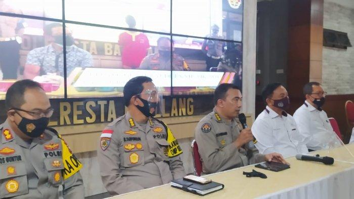 BREAKING NEWS - Polresta Barelang dan Kompolnas Gelar Konferensi Pers di Batam
