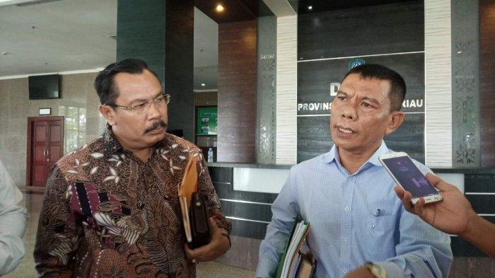 Jelang Pilwako Batam, Perang Slogan Lukita-Ruslan (LURUS) vs Amsakar-Iman (AMAN)