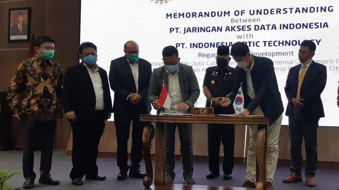 BAKAL Butuh 1.000 Karyawan,PT Indonesia Optik Technologies Siap Beroperasi di Batam
