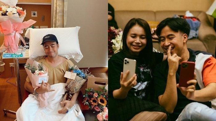 Vidi Aldiano Berbagi Foto Pasca Operasi Kanker Ginjal, Banjir Kiriman Bunga & Doa: I Survive