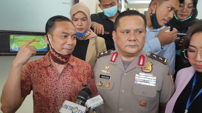 Irjen Napoleon Seret Nama Kabareskrim Komjen Listyo Sigit Prabowo & Wakil Ketua DPR Azis Syamsuddin?
