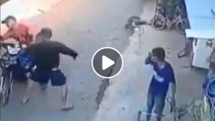 Pria Penjual Galon Tewas Ditusuk 50 Kali Pakai Pisau, Gemetar saat Ditangkap Polisi