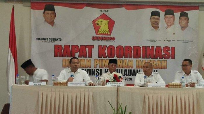 DAFTAR Nama Balon Walikota dan Bupati di Kepri yang Akan Diusung Gerindra  Hasil Rakorda