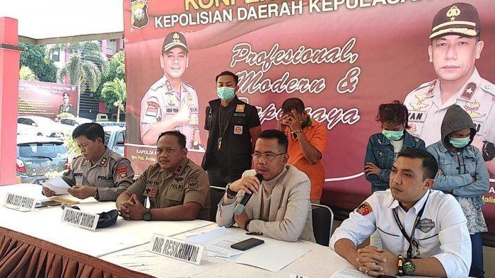 TERTANGKAP di Batam, Korban dan Pelaku Penculikan Anak di Bawah Umur Dibawa ke Jakarta