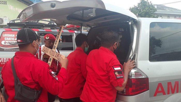 KESEDIHAN Tetangga Jusmin Tamba, Hendro: Mereka Baru Seminggu Pindah, Halasan Anak Periang