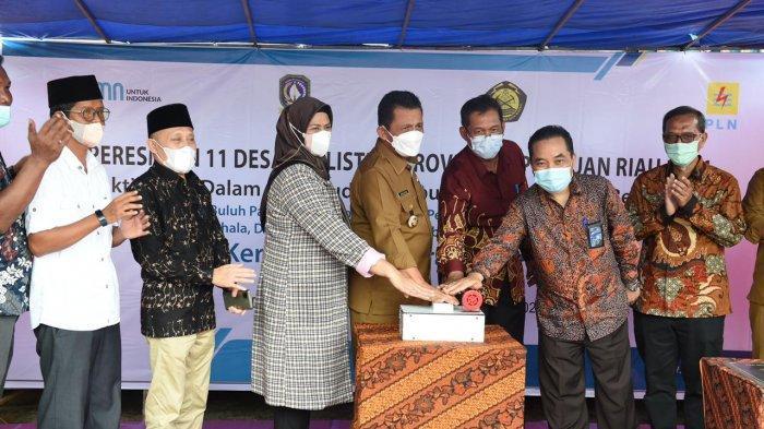 138 Desa Masih Gelap Gulita, Gubernur Kepri : Ini Bukan Cuma Tugas Pemerintah dan PLN