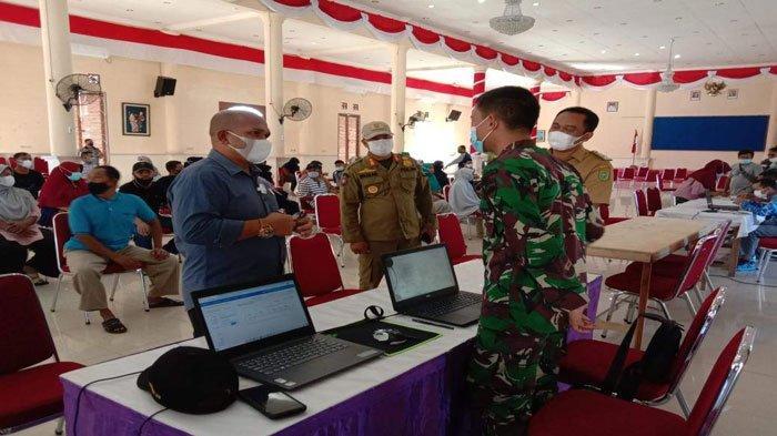 Wan Arismunandar Minta Minta Dinkes Natuna Gencar Sosialisasikan Vaksin Covid-19