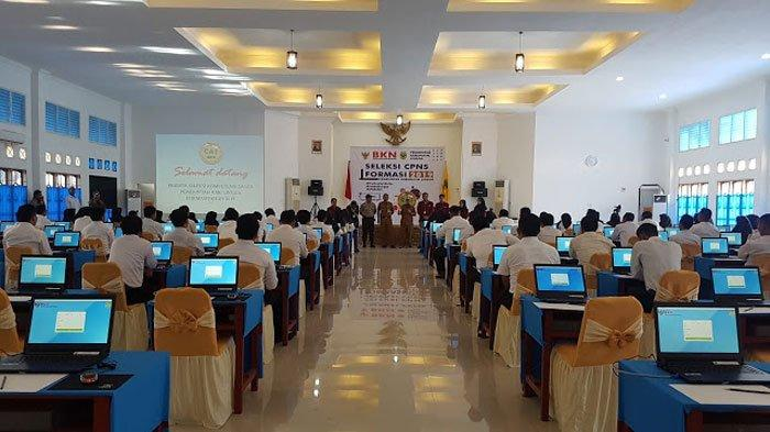 Info CPNS Kepri di Lingga, Hari Terakhir Pendaftaran Tembus 3.195 Pelamar
