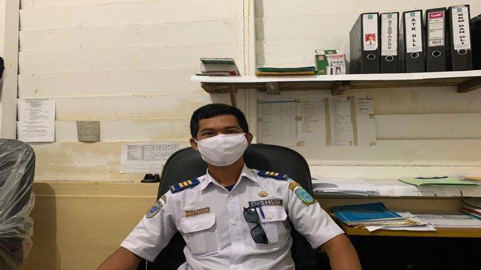 Kepala UPT Pengelola Transportasi Dishub Anambas, Mustamin