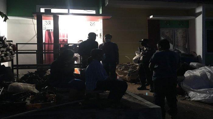 Warga Perumahan Widya Raya Batam Geger, Penemuan Mayat Pria di Dalam Rumah