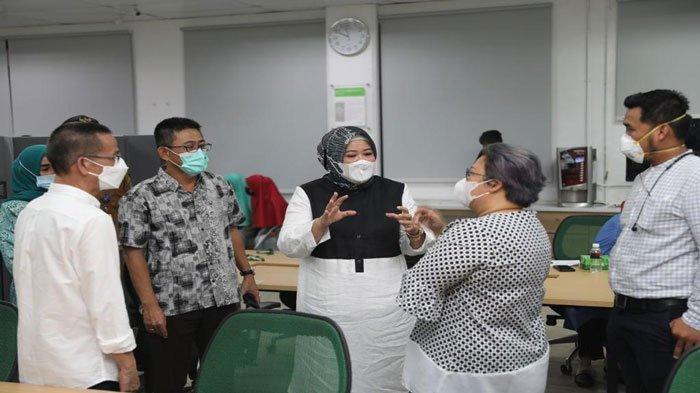 Wakil Gubernur Kepri Marlin Agustina Dorong Laju Vaksinasi Covid-19 di Kepri