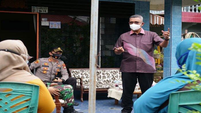 Polemik Tes Antigen Berbayar di Perbatasan Tanjungpinang-Bintan, Ini Sikap Apri Sujadi