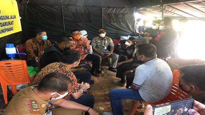 Ini Hasil Dialog Soal Tes Antigen Berbayar di Posko Penyekatan Tanjungpinang-Bintan