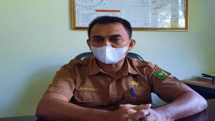 Kasubid Koordinasi Perencanaan dan Fasilitasi Kerjasama Insfrastruktur Kawasan Perbatasan Kabupaten Natuna, Kevin Kahar