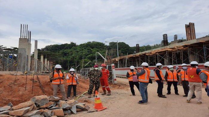 Pos Lintas Batas Negara di Natuna Ditargetkan Selesai Februari 2022