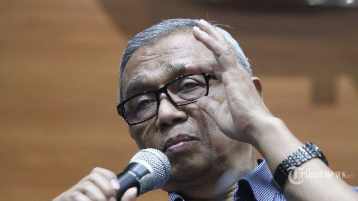 Mantan pimpinan Komisi Pemberantasan Korupsi (KPK) Busyro Muqoddas
