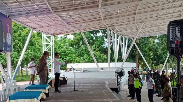BREAKING NEWS - Sanksi Perwako Diterapkan, Tim Gabungan Mulai Datangi Keramaian di Batam