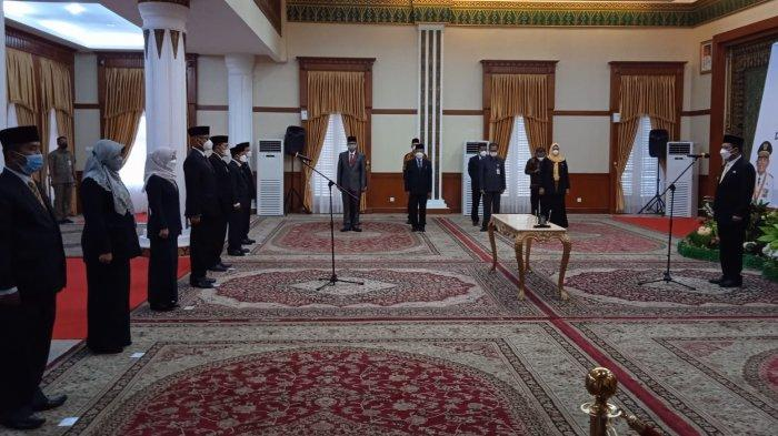 DAFTAR Nama 7 Pejabat Baru Pemprov Kepri, Dilantik Gubernur Ansar Ahmad Hari Ini