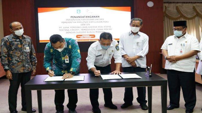 Syarat Pinjam Modal Usaha Tanpa Bunga, Program Pemprov dan Bank Riau Kepri