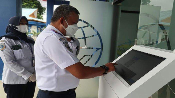 Reaksi Penumpang saat Bandara RHA Karimun Terapkan PeduliLindungi