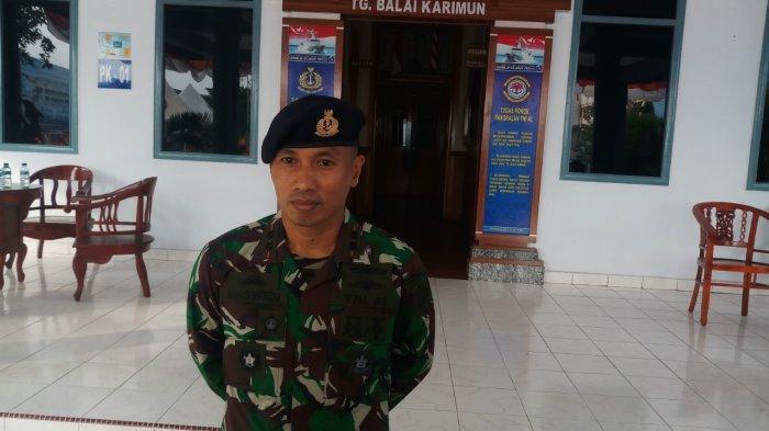 Bukan dari Keluarga Militer, Maswedi Bangga Jadi Prajurit TNI, Kini Jadi Danlanal TBK
